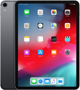 iPad Pro 11 space-gray Wi-Fi